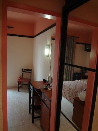 Sumus Hotel Monteplaya: View from corridor