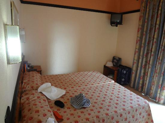 Sumus Hotel Monteplaya: Double room