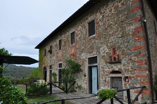 Agriturismo La Casavecchia : Het verblijf