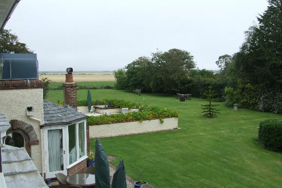 Harvest House: View From Queen Bedroom