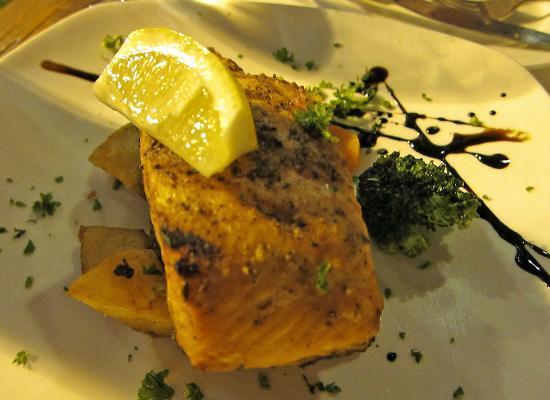 Zelen: salmon