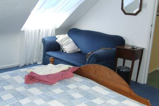 Harvest House: Attic Bedroom 1