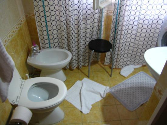 Bed & Breakfast Testaccio: shared facilities