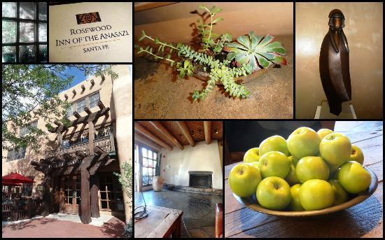 Rosewood Inn of the Anasazi: Arrival Impressions