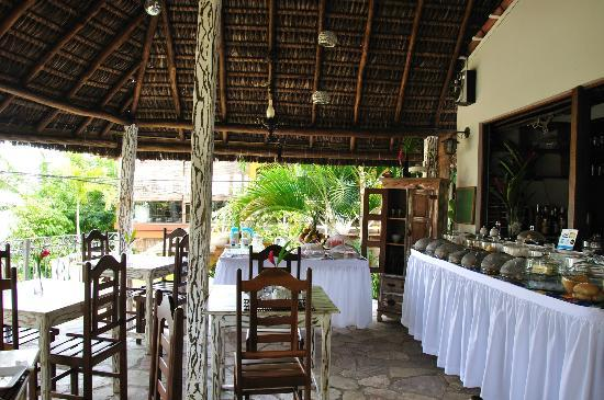 Hotel Pousada Natureza : Dinner and breakfast place