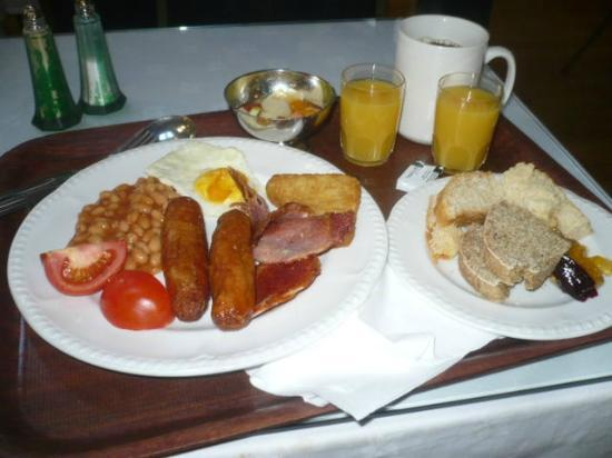 The Townhouse: Fabulous Irish Breakfast