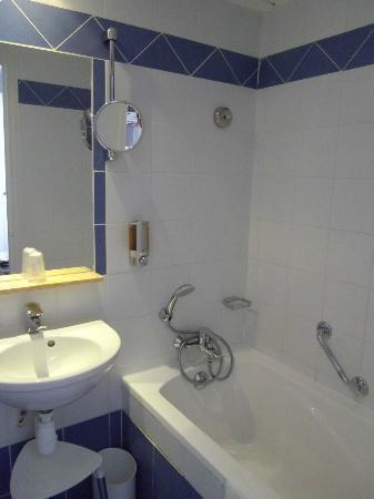 Agate Hotel: salle de bain