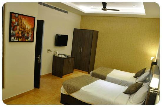 Hotel Bella Vita: Twin Room
