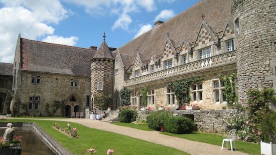 Hattonchatel Chateau : l'extérieur du château