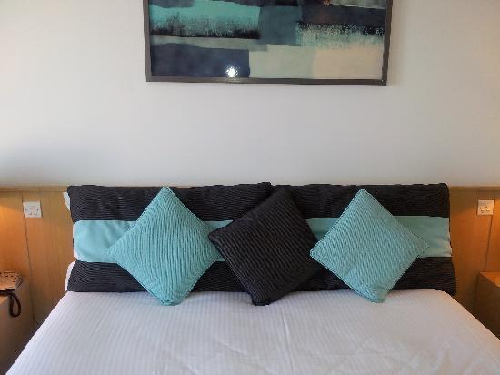 Hotel Juliani: il letto comodissimo