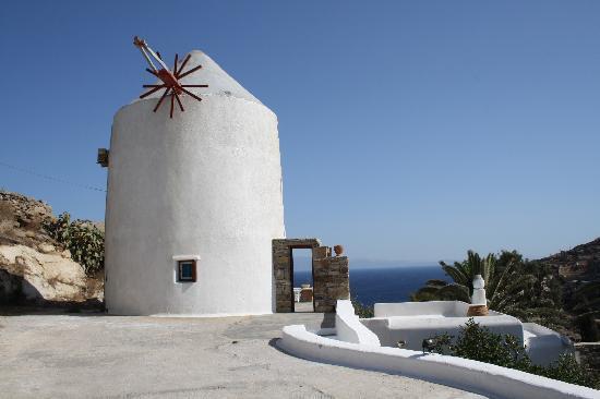 Apostolis Windmill: Il Windmill