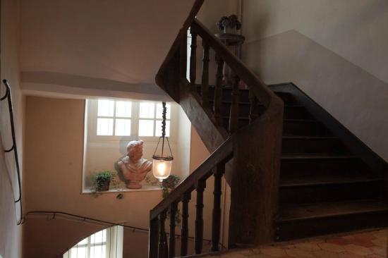 Hotel de Suhard: Entrons dans la demeure...