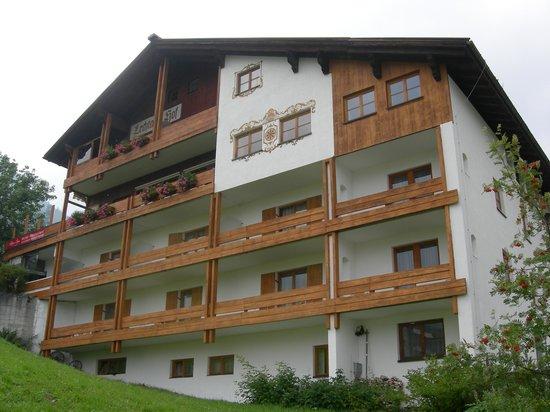 Hotel Lechtaler Hof: Lechtaler Hof Familie Brenner