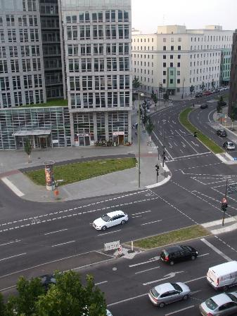 room view - Picture of COSMO Hotel Berlin Mitte, Berlin - TripAdvisor