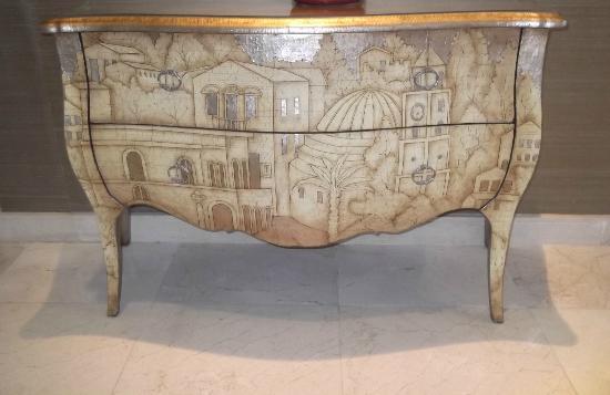 Sol Costa Atlantis: antike Möbel