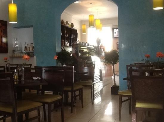 Caffe Centro: Friendly service
