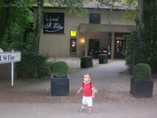 Hotel St Eloy : Vraiment charmant !!!