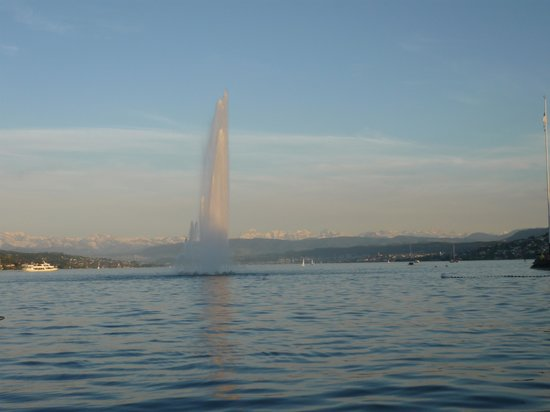 Photo of Lake Seebad Enge at Mythenquai 9, Zurich 8002, Switzerland