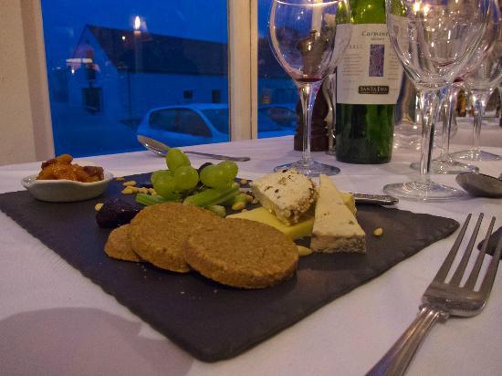 Hotel Eilean Iarmain: Dessert