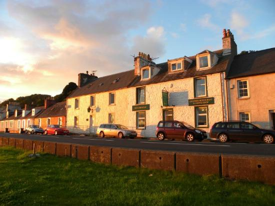 The Merchants House: Merchant's House, Loch Ryan