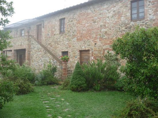 Agriturismo Casa Picchiata: Il nostro appartamento, l'Olivo.