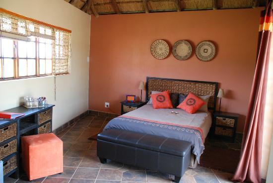 """Ikhamanzi Bed & Breakfast: """"Okavango"""""""