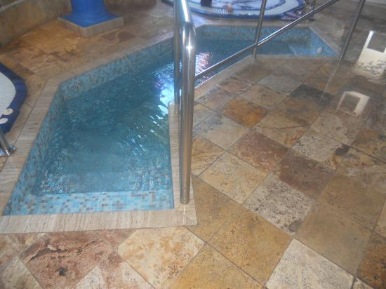 Hotel Los Jandalos Jerez: Piscina de agua helada