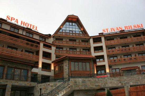 St. Ivan Rilski - Hotel, SPA & Apartments: Exterior