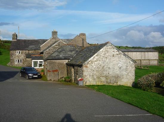 Reddivallen Farm: Farm House