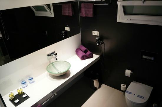 Hotel Garbi Ibiza & Spa: Bad Superior Zimmer