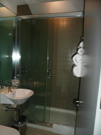 Hotel 55: Bagno