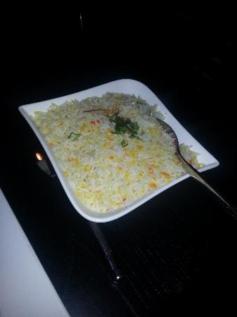 Urban Zing: Pilau Rice