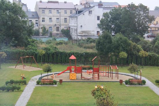 Hotel Herman Centrum Szkoleniowo-Konferencyjne: Playground