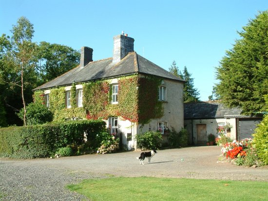 Boyton, UK: Bradridge Farm house