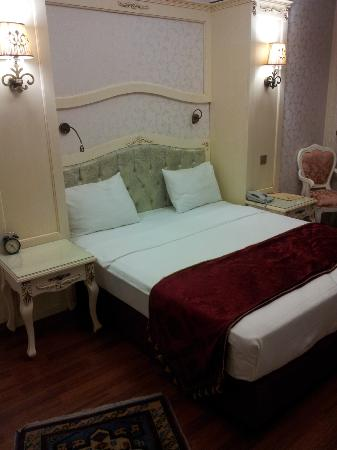 Muyan Suites: Bedroom