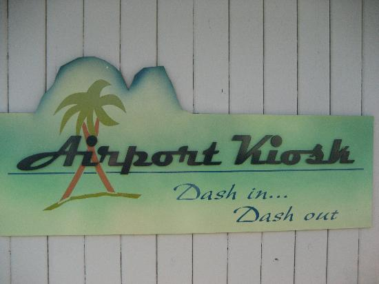 Dash In Dash Out Cafe: Stop and have a drink or snack when you leave or just come down and watch the planes land