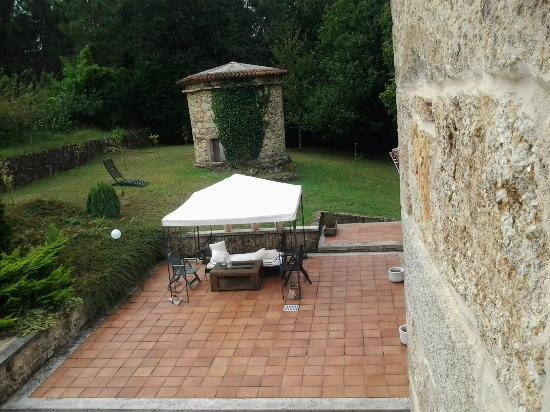 Casa A Pedreira: Palomar y Chill-Out
