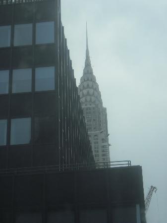 Roger Smith Hotel: Desde mi habitación.. el Chrysler Building