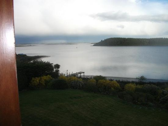 Hunters Lodge Luxury B&B : Strangford Lough