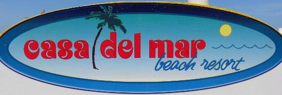 Casa Del Mar Beach Resort: Casa Del Mar logo