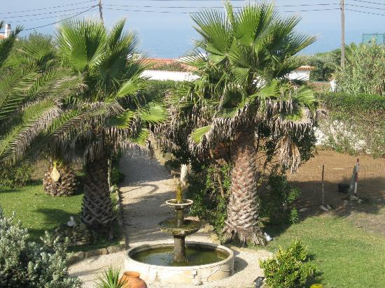 Quinta Beira-Mar : Vue de la chambre