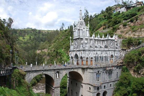 Las Lajas Picture Of Las Lajas Sanctuary Pasto Tripadvisor
