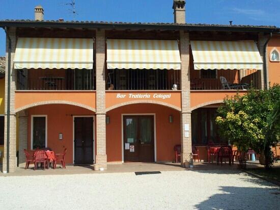 Busseto, Italien: Trattoria Cotogni