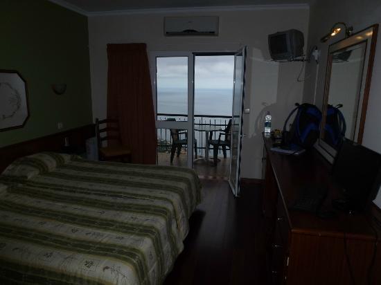 Vila Mia: Zimmer mit spetakulärer Aussicht und eigenem PC