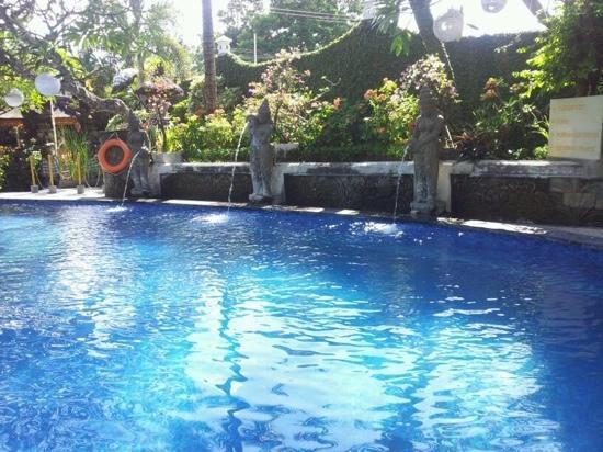 Puri Dewa Bharata Hotel & Villas : pool