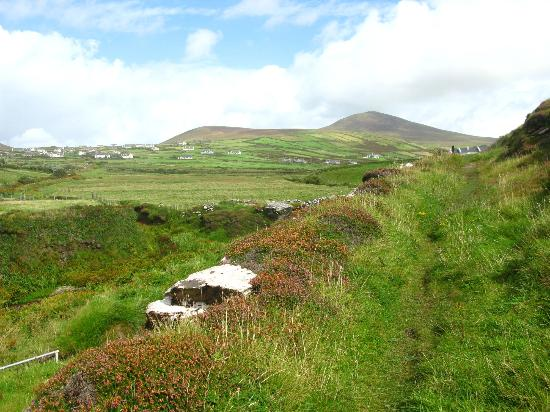 The Dingle Peninsula: Vista