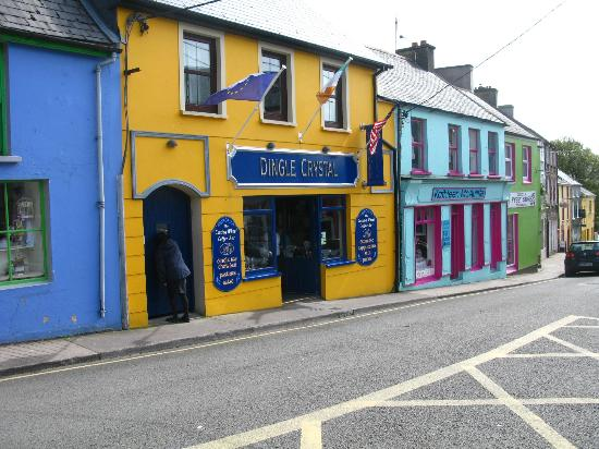The Dingle Peninsula: Village