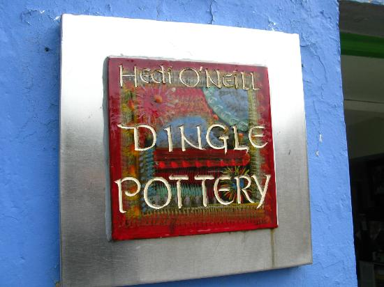 The Dingle Peninsula: Sign