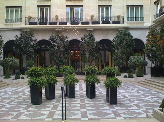 Four Seasons Hotel George V Paris: Ristorante Le Cinq