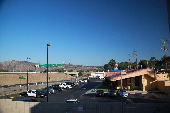 Good Nite Inn Sylmar: View